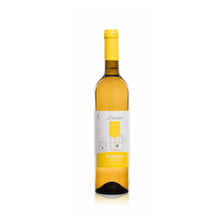 S. Caetano Loureiro 2018 Vinho Verde Branco DOC