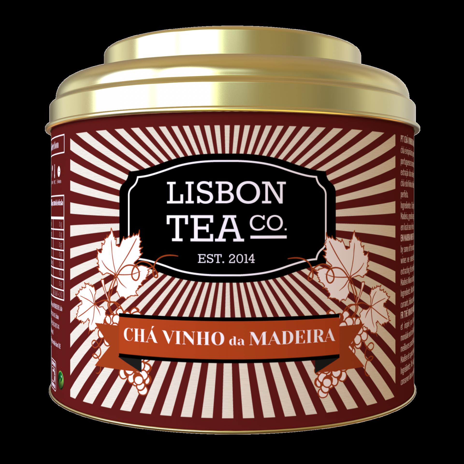 Lisbon Tea Vinho da Madeira Chá