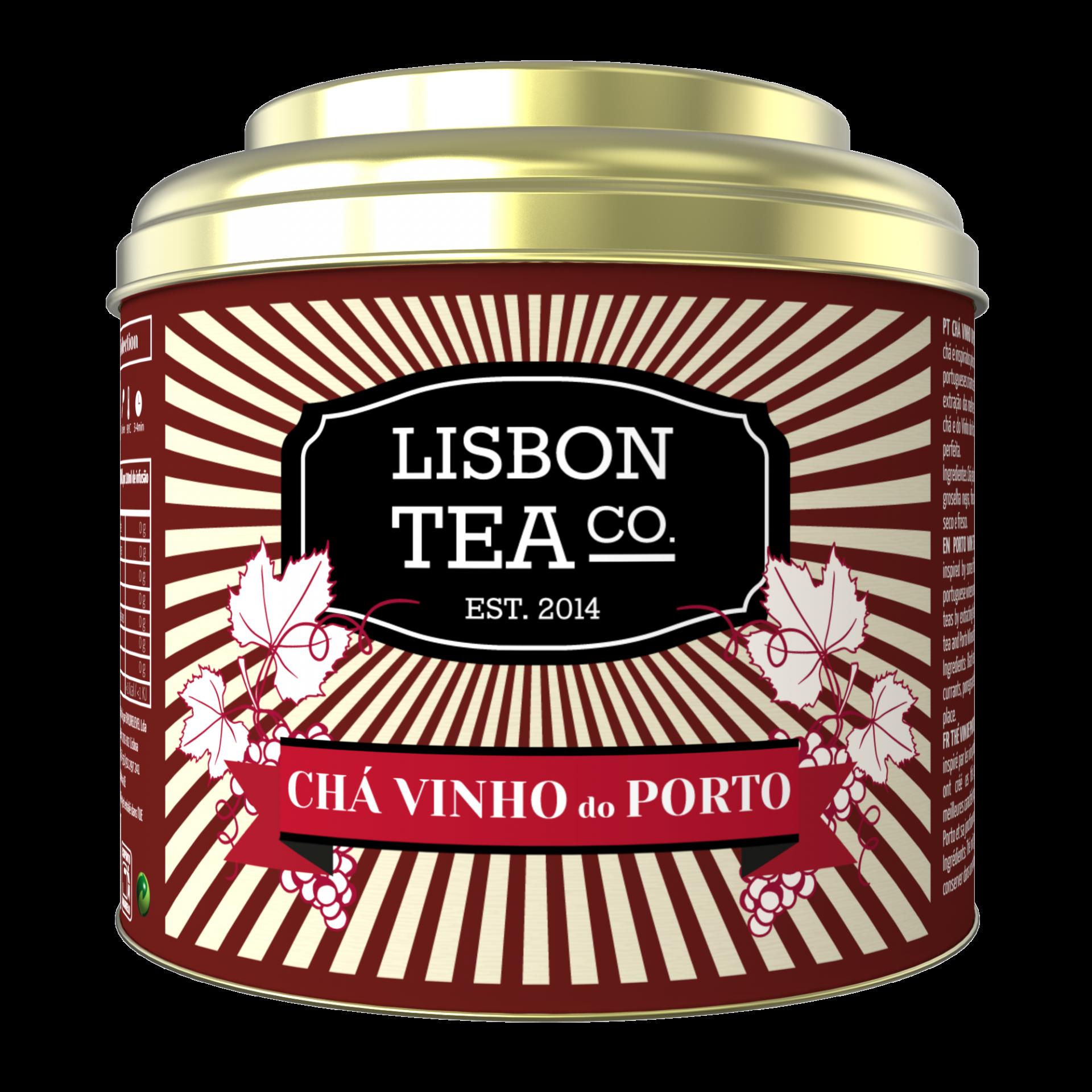 Lisbon Tea Vinho do Porto Chá