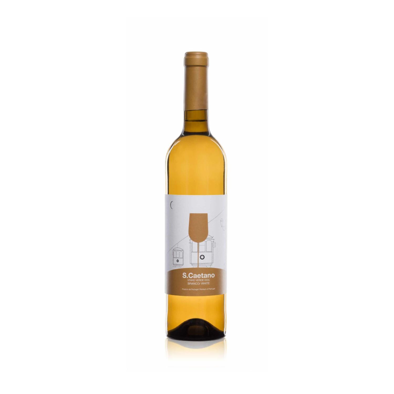 S. Caetano Branco 2018 Vinho Verde Branco DOC