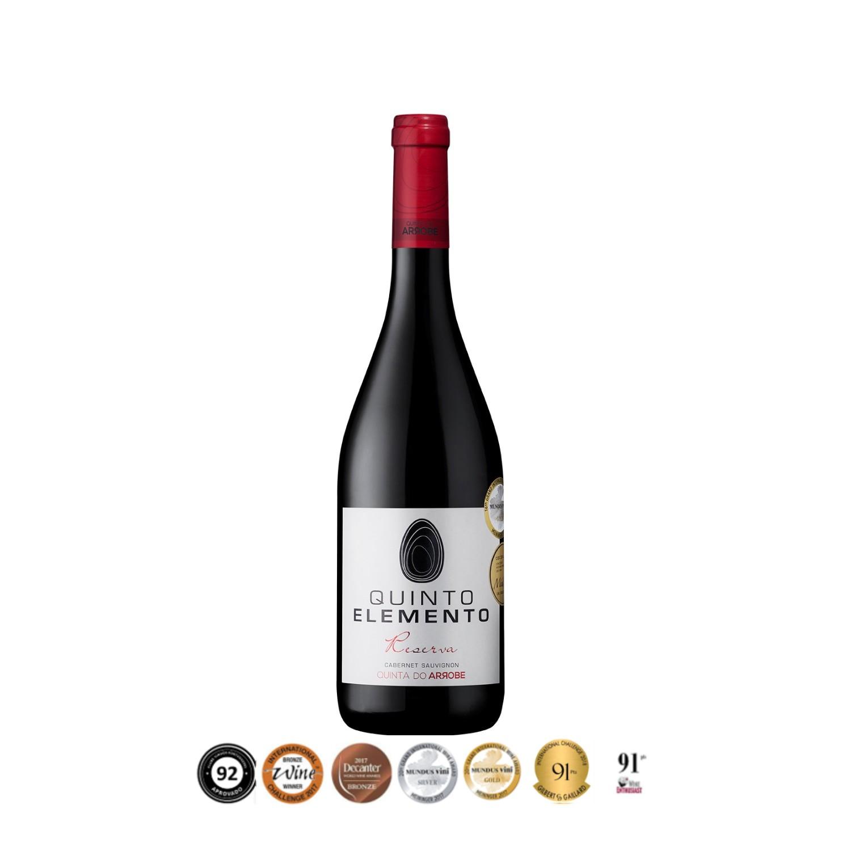 Quinto Elemento Cabernet Sauvignon Reserva 2013 Vinho Tinto Tejo