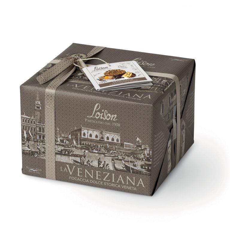 Loison Cioccolato e Spezie incarto a mano Veneziana