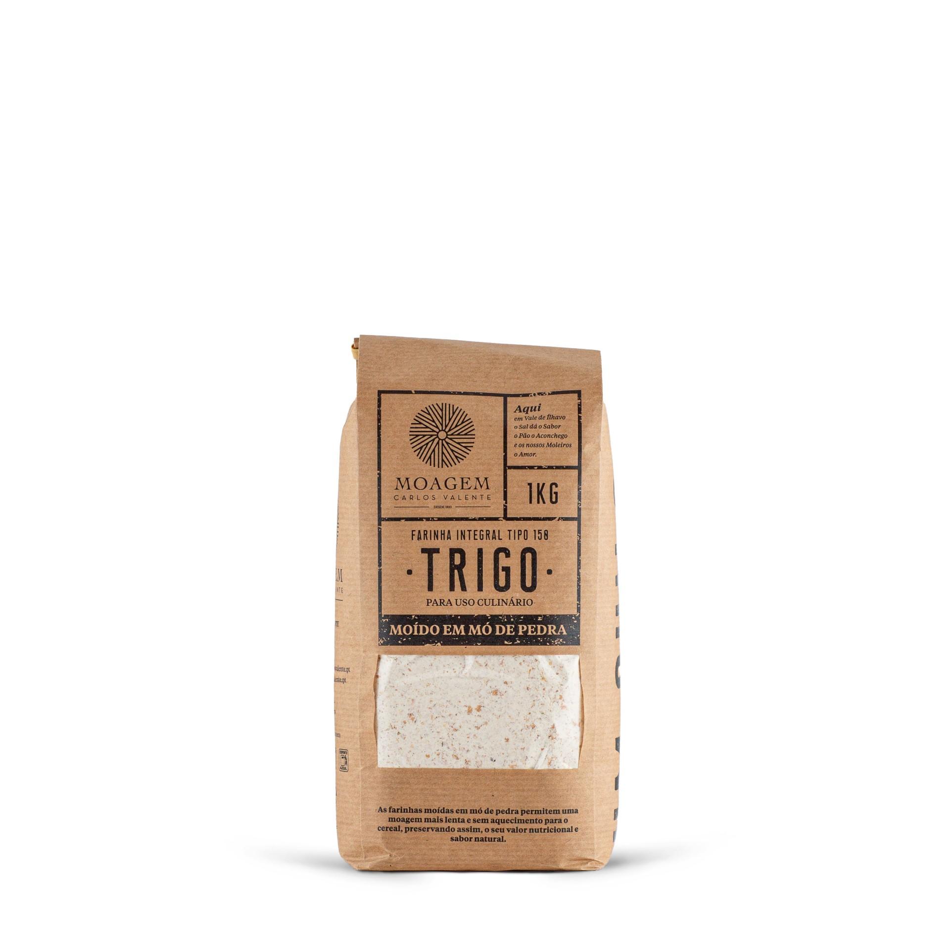 Trigo Tipo 150 Integral Farinha