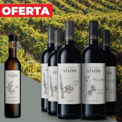 Pack 7 Quinta do Ataíde