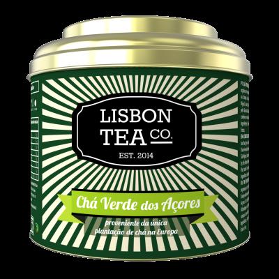 Lisbon Tea Verde Açores Chá