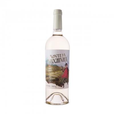 Monte da Carochinha Arinto e Encruzado 2017 Vinho Branco Península de Setúbal
