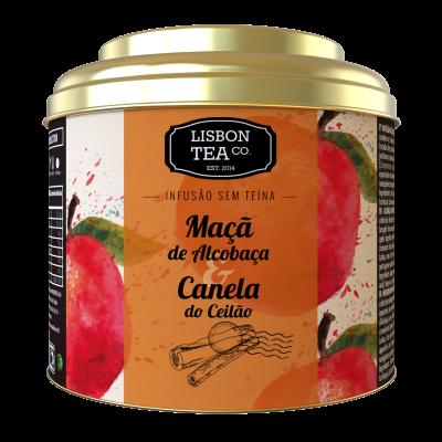 Lisbon Tea Maçã & Canela Infusão