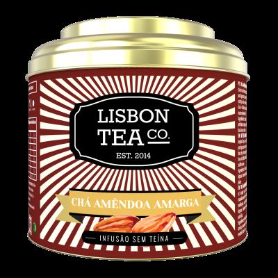 Lisbon Tea Amêndoa Amarga Chá