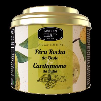 Lisbon Tea Pêra & Cardamomo Infusão