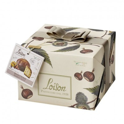 Loison Marron Glacé Panettone