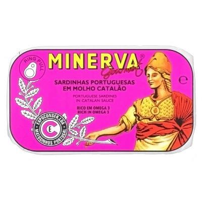 Minerva Sardinhas em Molho Catalão Conservas