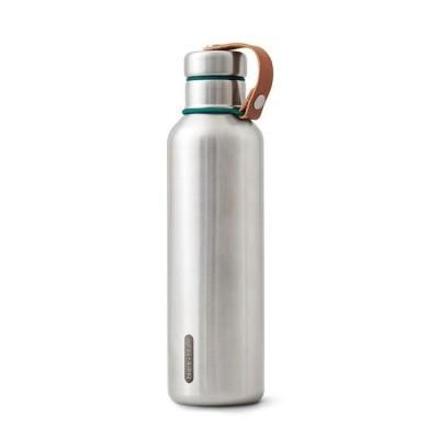 Black Blum Insulated Water Bottle Utensílios
