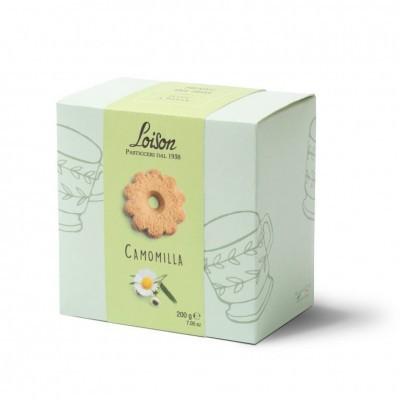 Loison Camomilla in Astuccio Biscoito