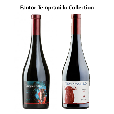 Fautor Tempranillo Collection