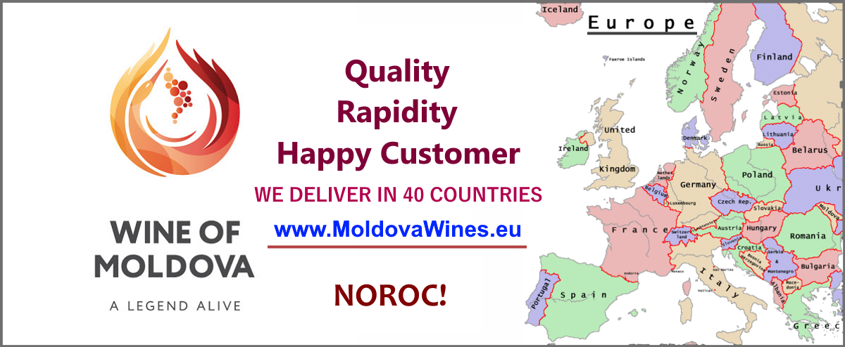 Vinhos da Moldavia