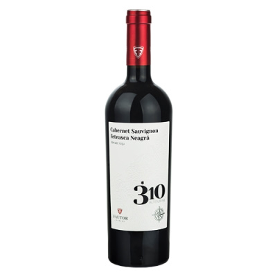 Fautor 310 Cabernet Sauvignon & Feteasca Neagra