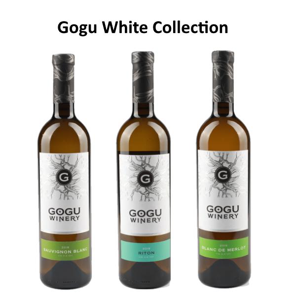 Gogu White Collection