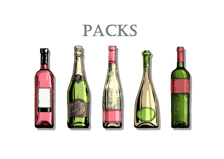 Moldova Wines Pack