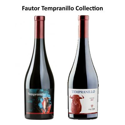 Fautor Tempranillo Collection