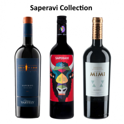 Saperavi Collection
