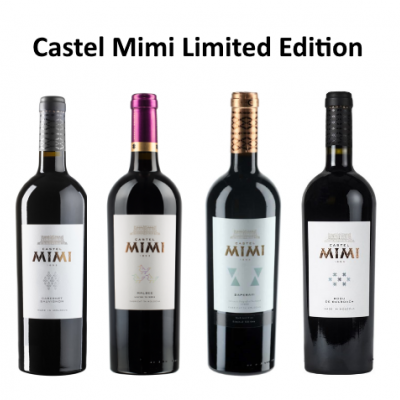 Castel Mimi Limited Edition