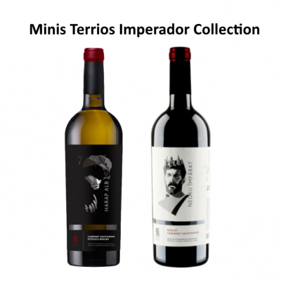 Minis Terrios Imperador Collection