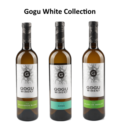 Gogu White Collection