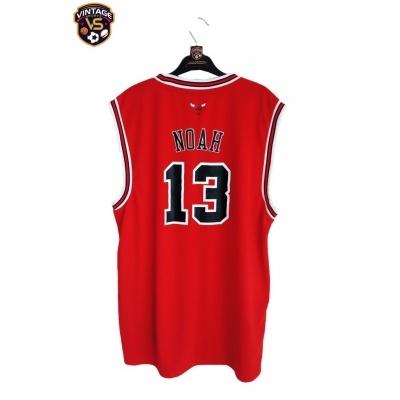 """Chicago Bulls Home Jersey NBA #13 Noah (L) """"Perfect"""""""