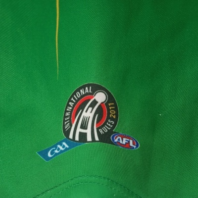 "Ireland GAA Gaelic Shirt Jersey (L) ""Good"""