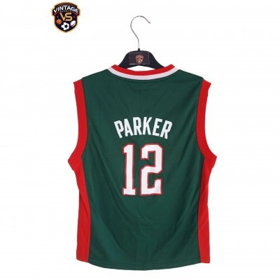 NEW Milwaukee Bucks NBA Jersey #12 Parker (M Youths)