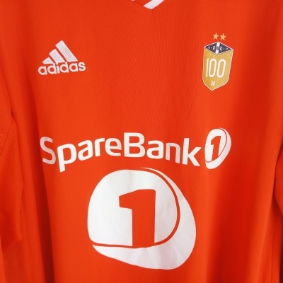 "Rosenborg BK Centenary Goalkeeper Shirt 2017 (2XL) ""Very Good"""