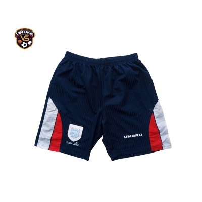 """England 1997-1998 Home Shorts (Youths) """"Very Good"""""""