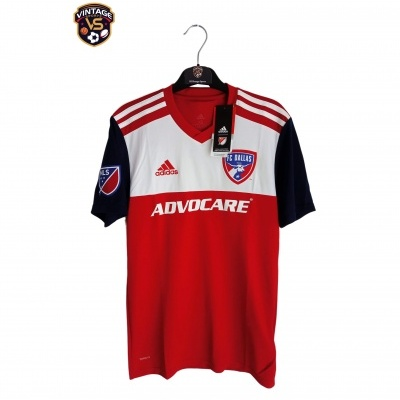 NEW FC Dallas Home Shirt 2018-2019 (XS)