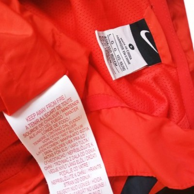 """Manchester United Tracksuit Top Jacket 2010-2011 (L Youths) """"Good"""""""
