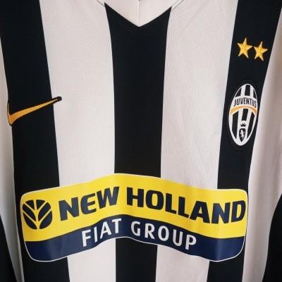 "Juventus Home Shirt 2009-2010 #10 Del Piero (XL) ""Very Good"""