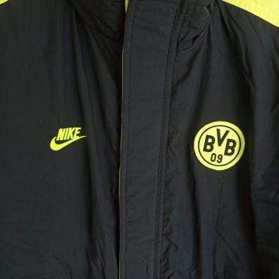 "BVB Borussia Dortmund Jacket 1995-1996 (L Youths) ""Very Good"""