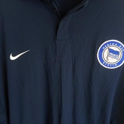 "Hertha BSC Berlin Training Shirt (XXL) ""Very Good"""