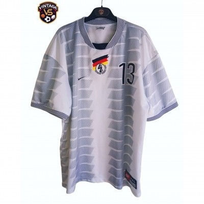 "Matchworn Germany Handball Shirt 1998 #13 (XXL) ""Very Good"""