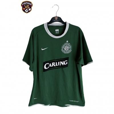 "Celtic FC Away Shirt 2007-2008 Lisbon Lions (M) ""Very Good"""