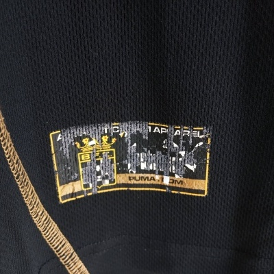 "Matchworn Boavista FC Away Shirt 2002-2003 #6 (L) ""Good"""