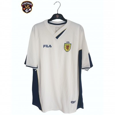"Scotland Away Shirt 2000-2002 (M) ""Very Good"""