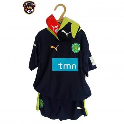 NEW Sporting CP Football Full Kit 2007-2008 (2-3 Years)