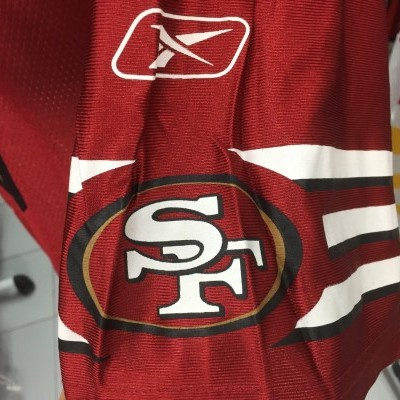 San Francisco SF 49ers NFL Shirt (XL) #7 Jeff Garcia