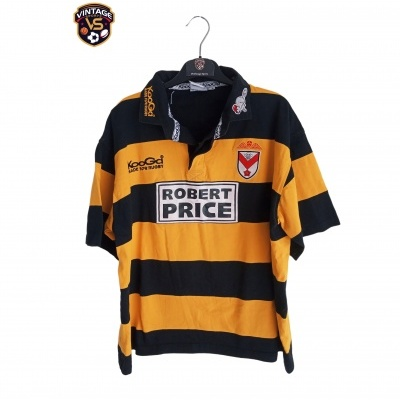 "Newport RFC Rugby Home Shirt 2003-2005 (L) ""Good"""