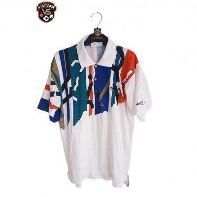 "Vintage Adidas Polo Shirt Tennis ATP Tour (M) ""Very Good"""