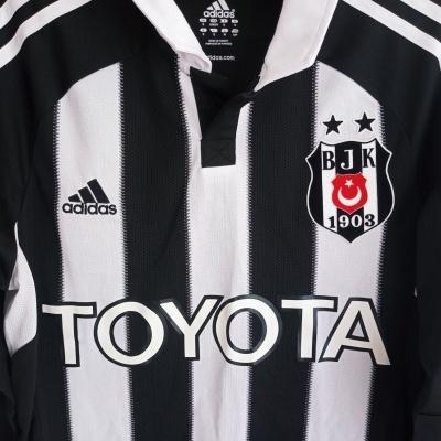 """Besiktas JK Home Shirt L/S 2012-2013 (S) """"Very Good"""""""