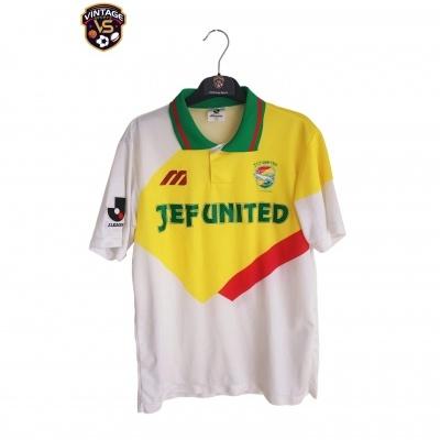 """JEF United Ichihara Chiba Away Shirt 1995-1996 (L) """"Average"""""""