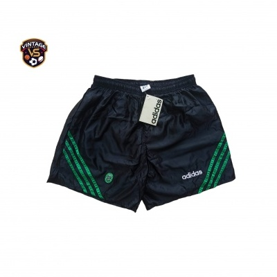NEW Sporting CP Home Football Shorts 1994-1995 (L)