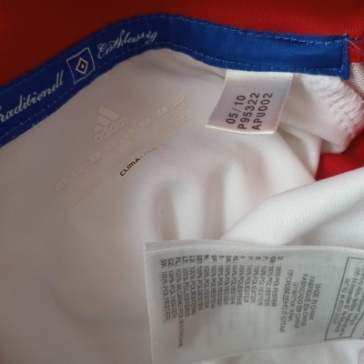 "HSV Hamburger SV Home Shirt Issue 2010-2011 (L) ""Perfect"""