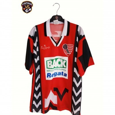 "Matchworn CA Alto Vale Home Shirt 1990's (L) ""Very Good"""